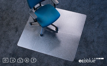 Strange Ecoblue Floor Mats And Nature Is At Your Feet Rs Machost Co Dining Chair Design Ideas Machostcouk